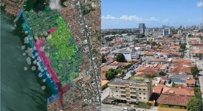 Defesa Civil e GGI dos Bairros tiram dúvidas de empresários e moradores sobre afundamento do solo