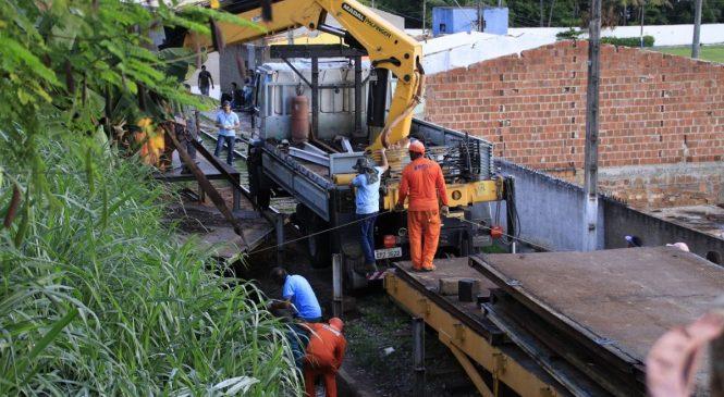 CBTU cobra da Braskem solução definitiva para trecho da ferrovia interditado