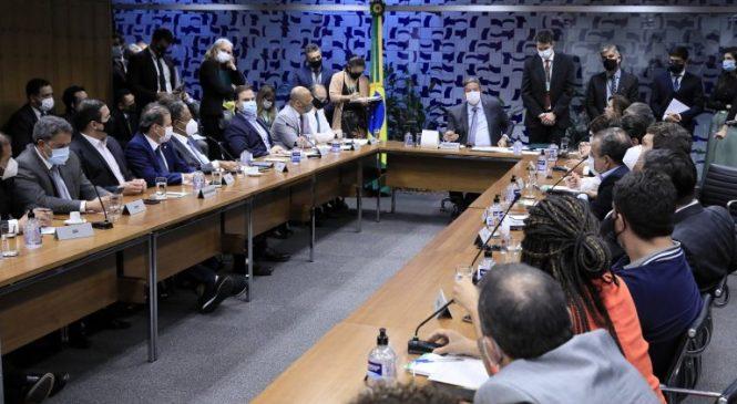Líderes partidários decidem priorizar autonomia do BC, superendividamento e vacinas