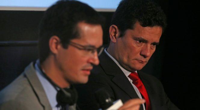 Medo de Deltan com Lula se tornando ministro fez Moro tirar sigilo de ação da PF