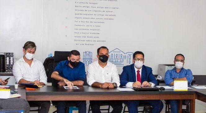 Prefeitura de Maceió cobra da Braskem o começo das obras emergenciais de mobilidade em até 60 dias