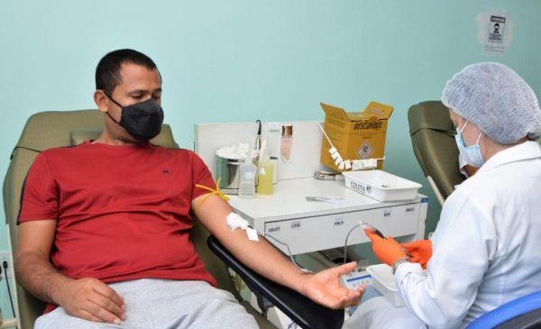 Com 46,6% do estoque necessário, Hemoal Maceió abre no Carnaval para receber doações de sangue