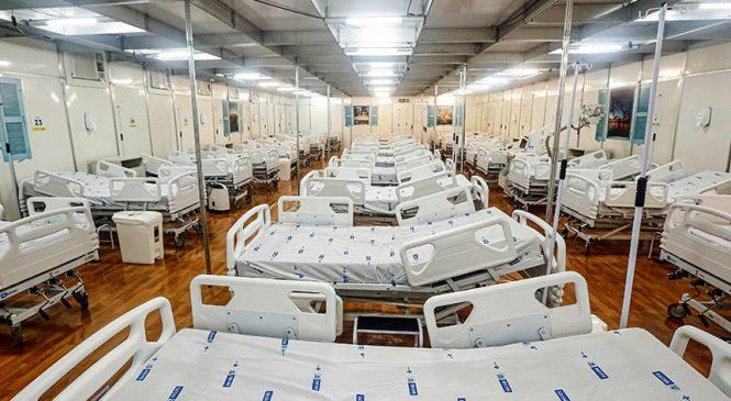 Senado aprova PL que proíbe desativação de hospitais de campanha