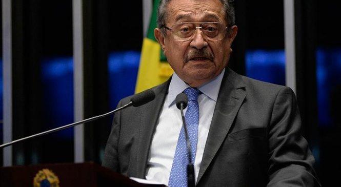José Maranhão, o parlamentar mais velho do senado, morre aos 87 anos vitima da covid-19