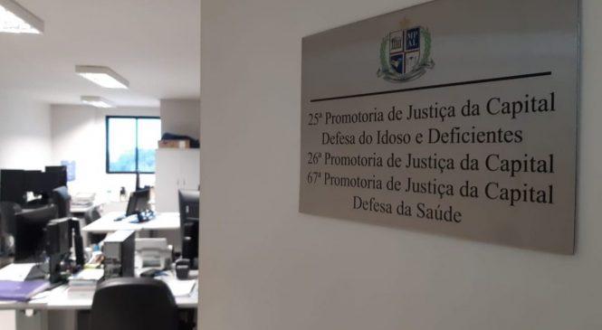MPE/AL recomenda à Prefeitura de Maceió que busque idosos em situação de vulnerabilidade para vacinação
