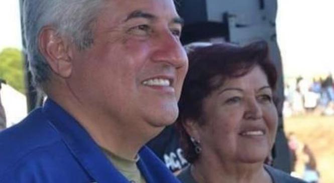 Irmã do ministro Marcos Pontes morre com problemas respiratórios