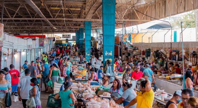 Operação vai fiscalizar uso de máscaras em mercados públicos e feiras livres de Maceió