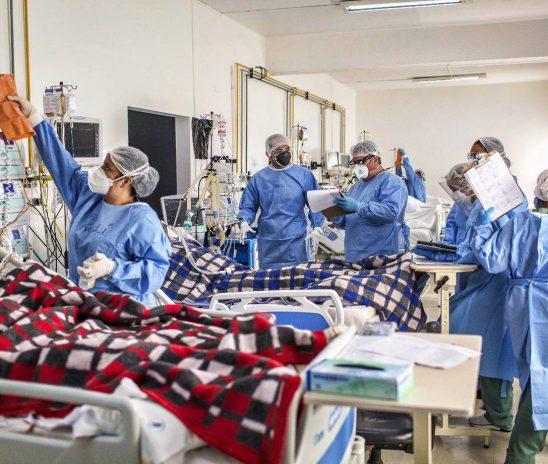 Covid-19: Hospitais de AL registram 100% de UTIs ocupadas e situação é crítica em Arapiraca