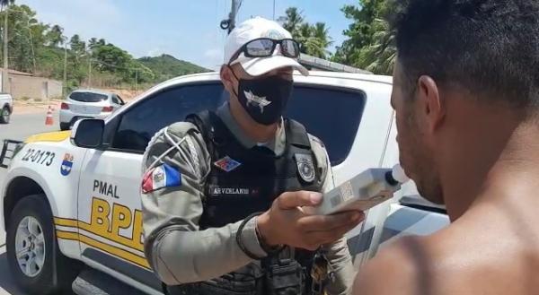 Mais de 5 mil agentes reforçam policiamento em Alagoas durante o carnaval