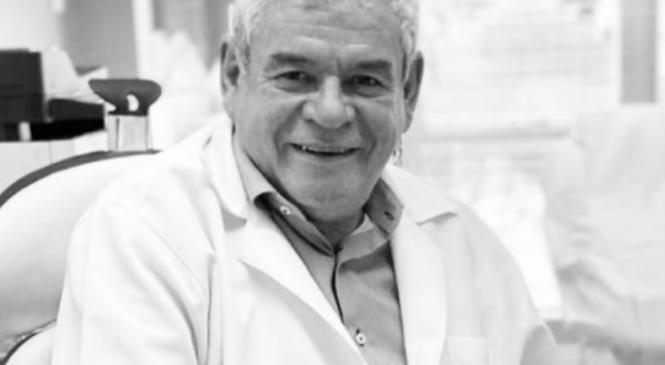 Médico do CRB morre após complicações da Covid-19