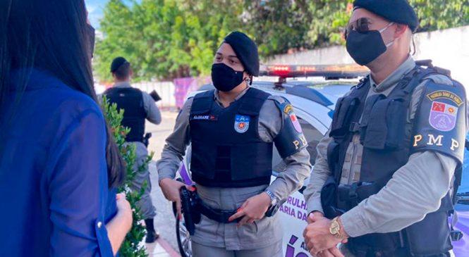 Patrulha Maria da Penha já efetuou 62 prisões em Maceió