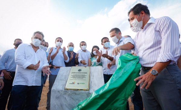 Renan Filho anuncia construção de hospital em Palmeira dos Índios