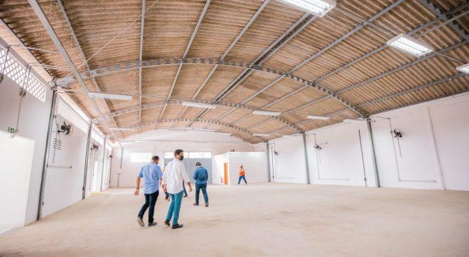 JHC conhece instalações do Centro de Atendimento e Triagem do Pinheiro