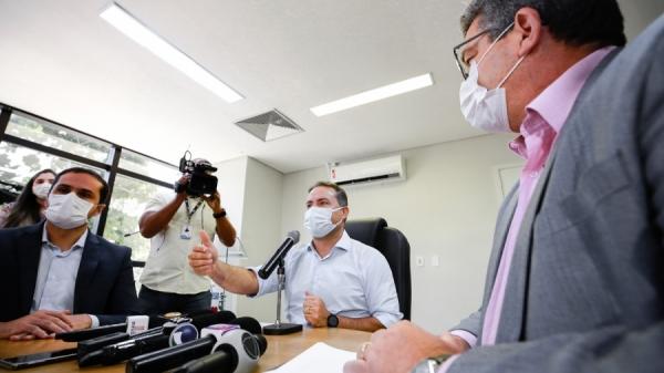 Renan Filho anuncia abertura de mais 70 leitos de UTI para Covid-19 em Alagoas