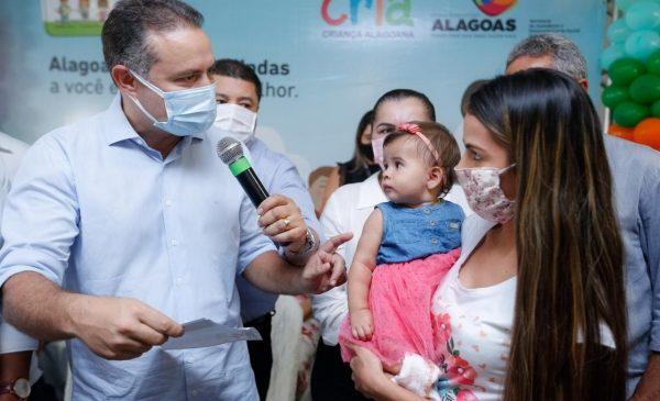Cerca de 5 mil beneficiárias do Cartão CRIA receberão auxílio de R$ 100 mensais em Palmeira