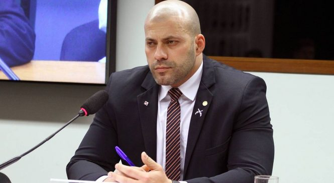 Câmara decide que Daniel Silveira vai continuar preso