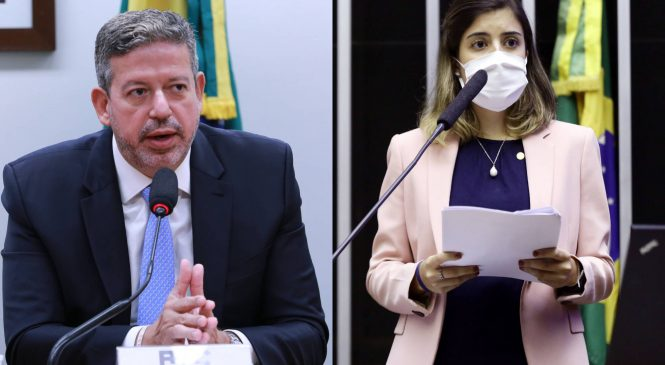 Lira diz não ser o caso, mas Tabata vê Fundeb ameaçado com contrapartida a auxílio emergencial