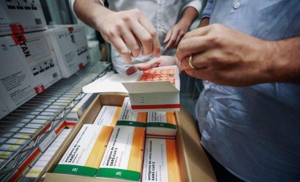 Alagoas vacinou 70 mil pessoas entre idosos e profissionais de saúde em 20 dias