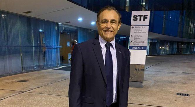 Juiz alagoano contribuirá com acervo da AMB no Museu do STF