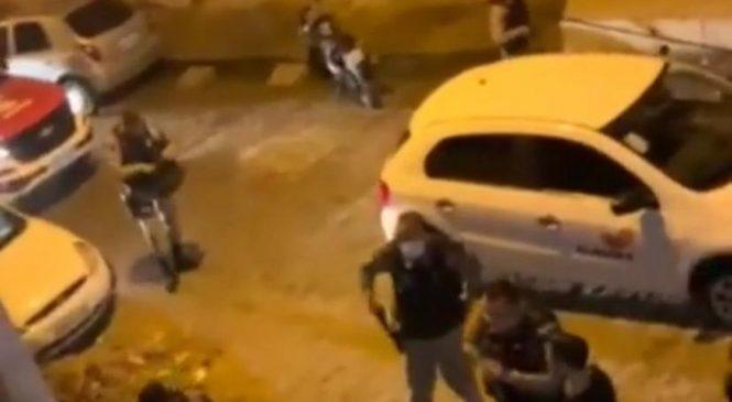 Corregedoria vai investigar PMs que acabaram festa  no Clima Bom com balas de borracha