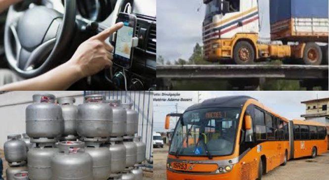 Gás, gasolina e diesel aumentam de preços nesta terça-feira