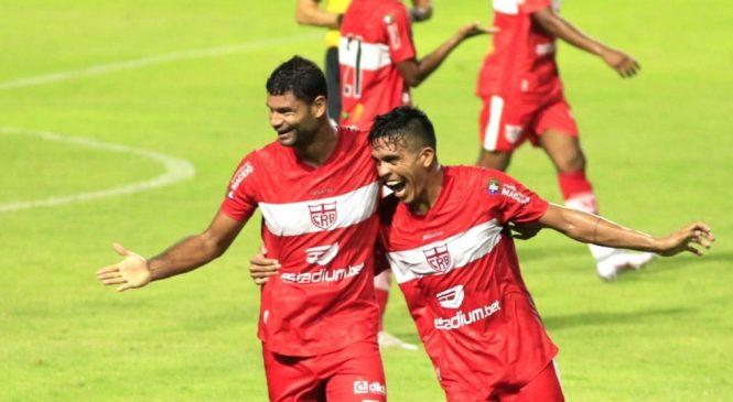 Zagueiro Gum é mais um que renova com CRB para temporada 2021
