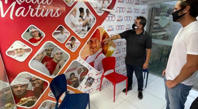 Pedro Vilela defende prioridade de vacinação para pessoas com Síndrome de Down