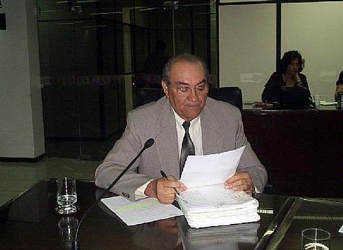 Morre vítima do Covid o ex-deputado federal Roberto Torres
