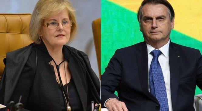 Ministra Rosa Weber do STF dá 5 dias para Bolsonaro esclarecer decreto das armas