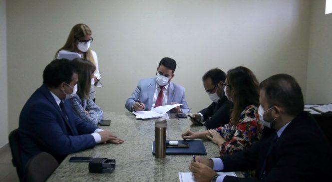 CCJ rejeita emenda ao projeto que obriga uso de máscaras em Alagoas