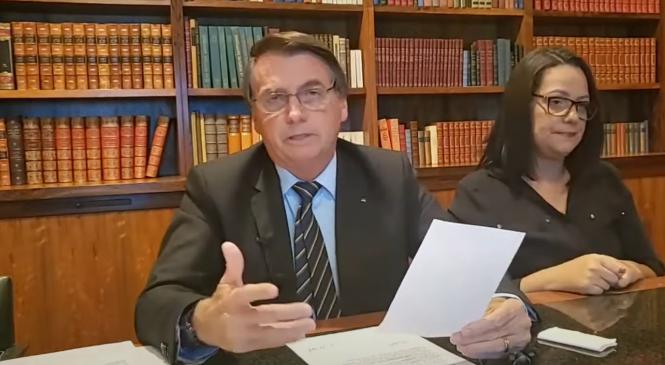 Bolsonaro veta artigo que previa fundão eleitoral de R$ 5,7 bilhões