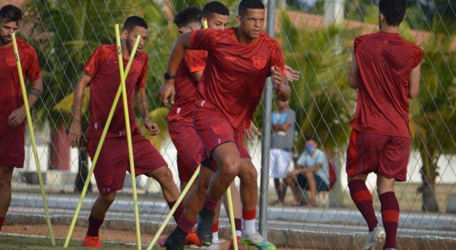 CRB e Aliança encerram 3ª rodada do Campeonato Alagoano na noite desta quarta