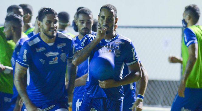 CSA encerra 2ª rodada da Copa do Nordeste levando gol de empate aos 50 do 2º tempo