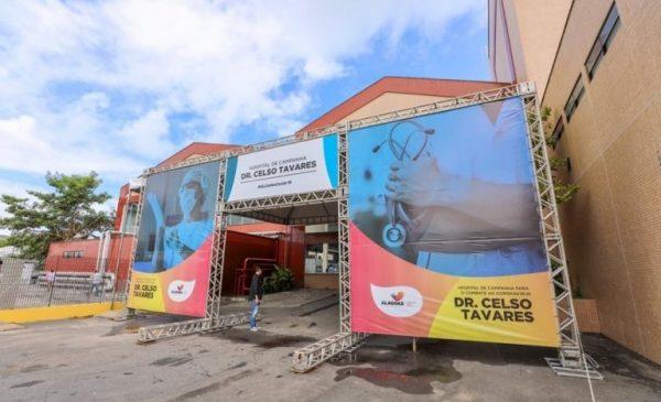 Hospital de Campanha Celso Tavares retoma atividades com 142 leitos clínicos