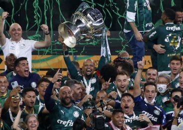 Palmeiras vence o Grêmio novamente e é tetracampeão da Copa do Brasil