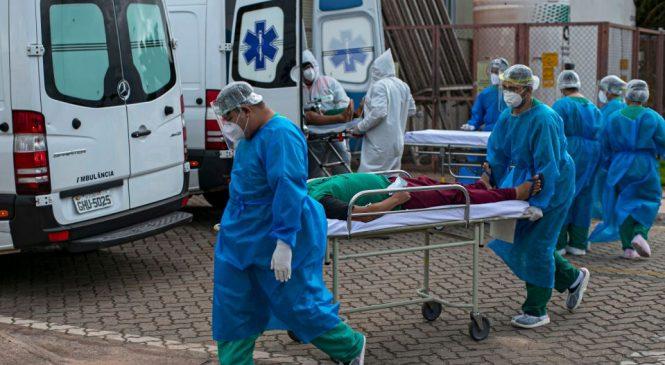 Mato Grosso entra em colapso e estados não têm condição de receber pacientes