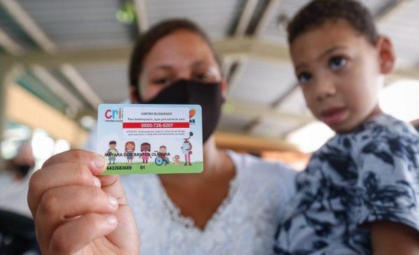 Governo inicia entrega do Cartão Cria em Maceió na segunda-feira