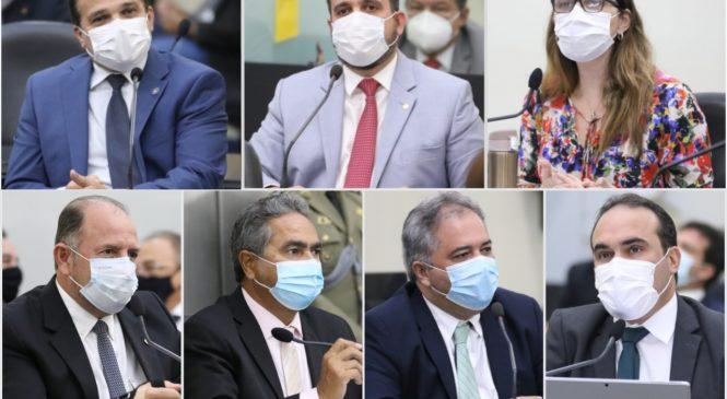 Aprovado projeto que obriga a utilização de máscara em Alagoas