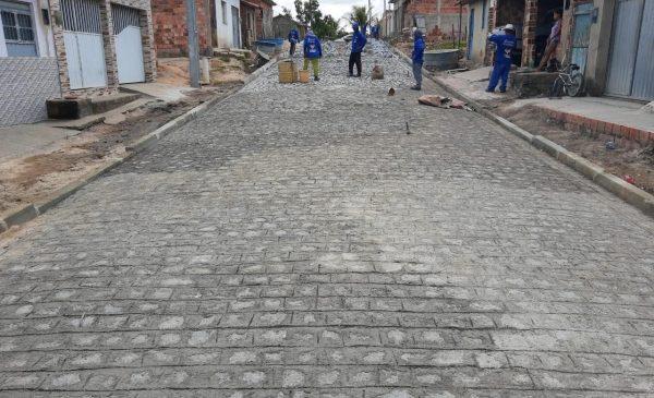 Governo de Alagoas autoriza início das obras do Minha Cidade Linda em Feliz Deserto