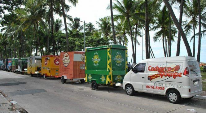 Prefeitura de Maceió reforça regras de funcionamento de ambulantes e food trucks na fase vermelha