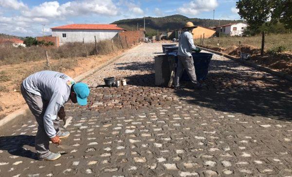 Governo de Alagoas autoriza início das obras em Palestina e Boca da Mata
