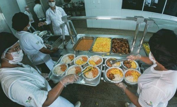 """Restaurante Popular passar a atender na modalidade """"pegue e leve"""" a partir de sexta"""