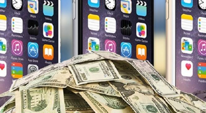 Procuradores com ganhos de R$ 100 mil falam em esmola e protestam contra iPhone SE