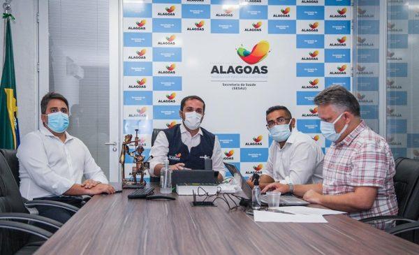 Alexandre Ayres: Acelerar a vacinação contra a Covid-19 diminuirá a tensão na rede hospitalar