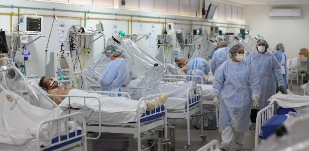 Sesau entra em alerta com 99% de ocupação da UTI do hospital da mulher com pacientes de Covid