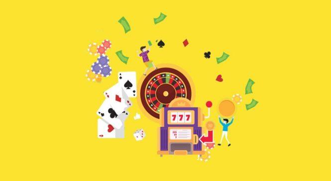 Como funciona o cassino online e os slots de Parimatch!