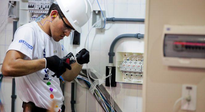 Senai oferta cursos para profissões com mercado de trabalho aquecido