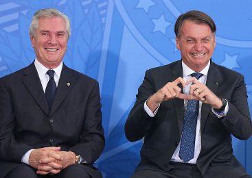 "Vídeo: Collor diz ser contra CPI da Pandemia e afirma ser ""aliado diferenciado"" de Bolsonaro"
