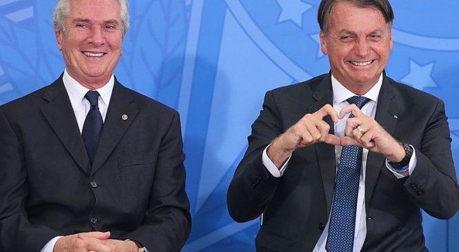 Fernando Collor está a um passo de ser ministro das Relações Exteriores