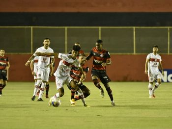 Faltou pouco para CRB vencer o Vitória, mas agora o foco é a estreia contra o Goianésia pela Copa do Brasil